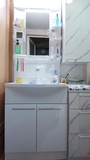 洗面台 パナソニック エムライン XGQM060DSUATC GQM60KSCW