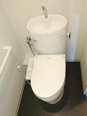 トイレ TOTO ピュアレストEX・手洗いあり CS325BPR+SH335BA 温水洗浄便座 TOTO ウォシュレットSB TCF6623