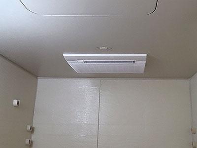 浴室乾燥機 マックス 2室換気・100V BS-132HM