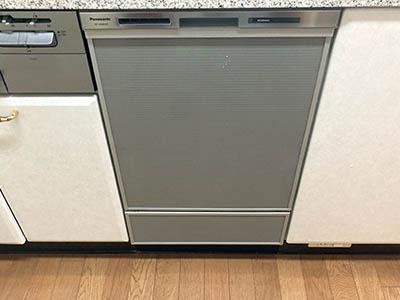 ビルトイン食洗機 パナソニック M9シリーズ・ディープタイプ NP-45MD9S