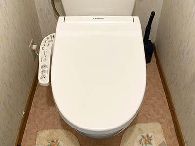 温水洗浄便座 パナソニック ビューティートワレ・脱臭機能付き CH942SWS