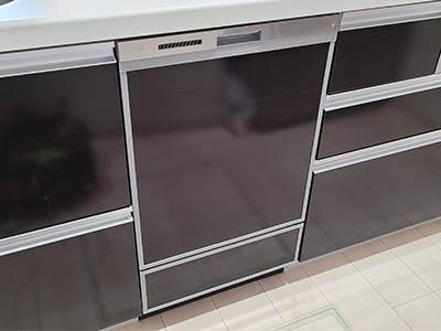 食洗機 リンナイ スライドオープン・ディープタイプ RSW-SD401LP