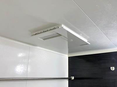 浴室乾燥機 三菱電機 100V・1室換気 V-141BZ+P-141SW2