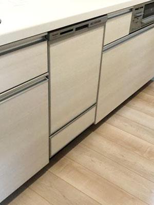 食洗機 パナソニック M9シリーズ・ディープタイプ NP-45MD9S