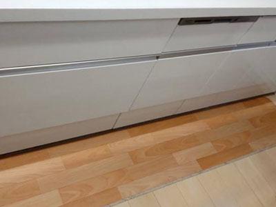 ビルトイン食洗機 パナソニック M9シリーズ・ディープタイプ・面材型 NP-45MD9W