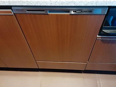 ビルトイン食洗機 パナソニック M9シリーズ・ミドルタイプ NP-45MD9W