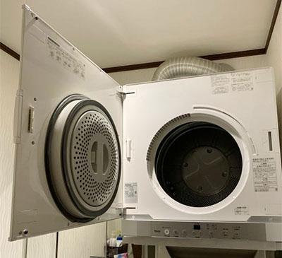ガス衣類乾燥機 リンナイ 乾太くん RDT-52SA