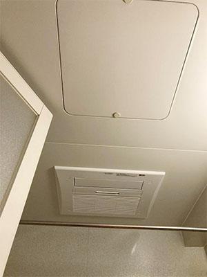 浴室乾燥機 リンナイ ガス温水式・2室換気 RBH-C418K2P