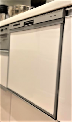 リンナイ ビルトイン食洗機 C402CシリーズRSW-C402C-SV