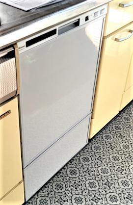 リンナイ ビルトイン食洗機 フロントオープンタイプRSW-F402C-SV