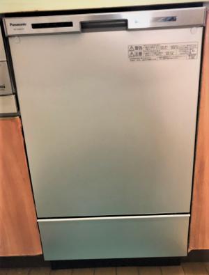 NP-45MC6T パナソニック ビルトイン食洗機 キッチン奥行き60cm対応機
