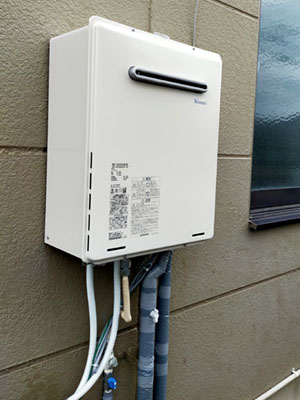 ガス給湯器 リンナイ 屋外壁掛・PS設置型・20号・オートタイプ RUF-A2005SAW(B)(LPG)