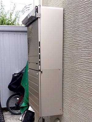 給湯器 パロマ 屋外壁掛け型・エコジョーズ・24号・フルオートタイプ FH-E2422FAWL(LPG)