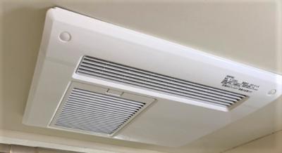 三菱電機 天井埋込み型浴室換気暖房乾燥機 100V 2室換V-122BZ2+P-123SWL2