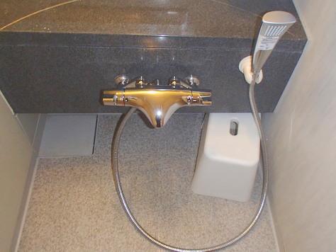 TOTO 浴室シャワー水栓『TMNW40ECR』