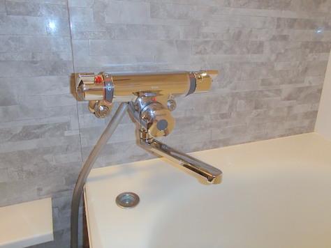 TOTO 浴室用シャワー水栓『TMF47E』