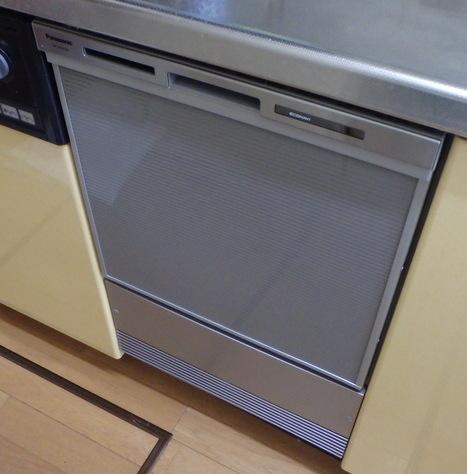 パナソニック 食器洗い乾燥機『NP-45MS6S』