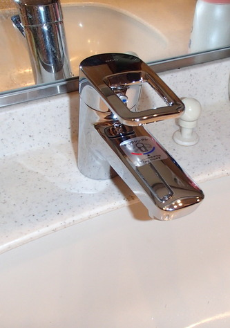 TOTO 洗面水栓Hi-Gシリーズ『TLHG31EF1』