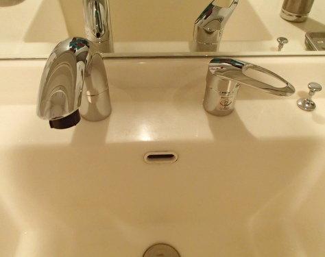 TOTO 洗面台用コンビネーション水栓『TLNW36E』