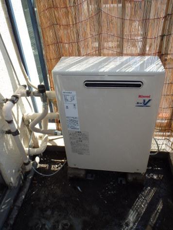 リンナイ ガス給湯器 16号 給湯専用『RUX-V1616G-E』