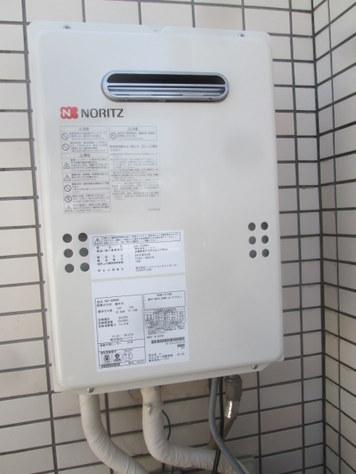 ノーリツ ガス給湯器 16号 給湯専用『GQ-1639WS』