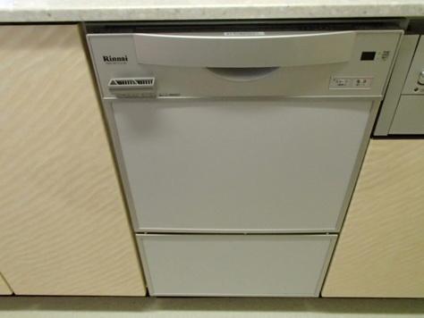 リンナイ 食器洗い乾燥機『RKWR-C401C(A)-SV』