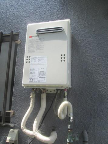 ノーリツ ガス給湯器 20号 給湯専用『GQ-2039WS』