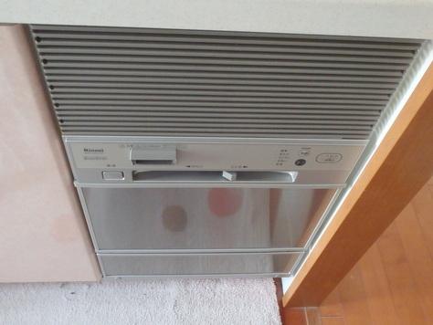 リンナイ 食器洗い乾燥機『RKWA-F401A-ST』