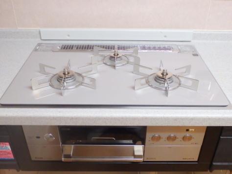 リンナイ デリシア3V乾電池タイプ『RHS71W15G22R3C-STW』