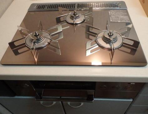リンナイ デリシア3V乾電池タイプ(ココット付属)『RHS31W15G23R3C-STW』
