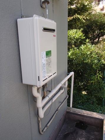 リンナイ ガス給湯器 20号 給湯専用『RUX-A2010W-E』