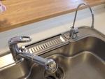 キッチン蛇口と浄水器専用蛇口