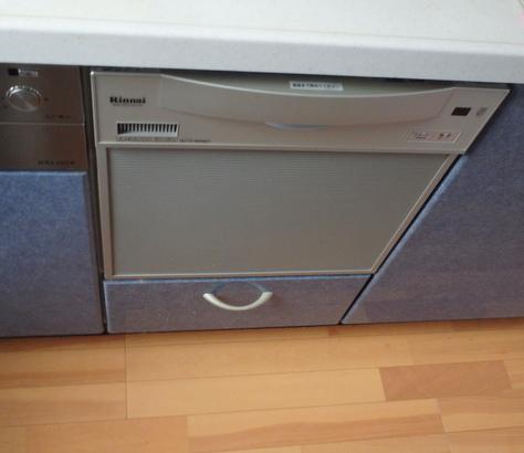 リンナイ 食器洗い乾燥機『RKW-C401C(A)-SV』