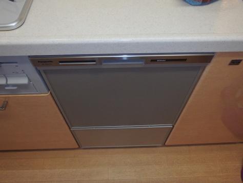 パナソニック 食器洗い乾燥機『NP-45MS7S』