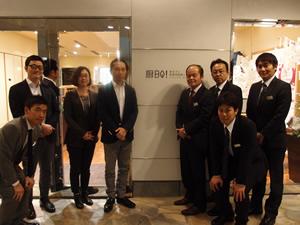 東京ガス業務用厨房ショールームを見学しました