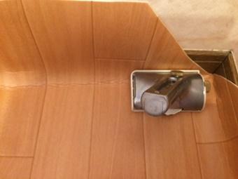 クッションフロアのDIY道具のご紹介